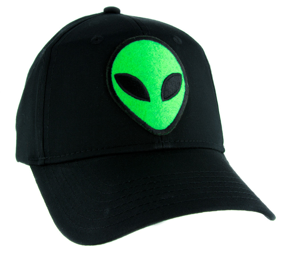Alien Support Group Hat Baseball Cap Alternative Clothing Little Green Men People of Earth