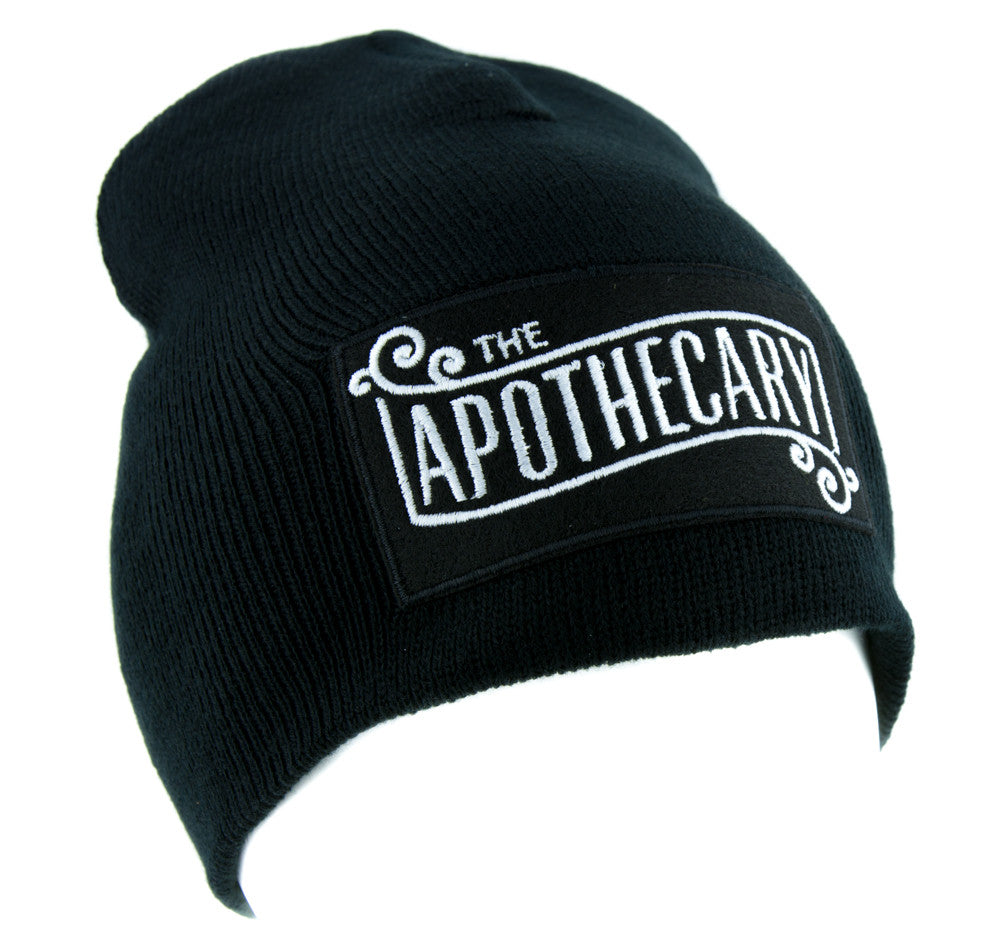 The Apothecary Beanie Alternative Occult Clothing Knit Cap Old World Cosplay Steampunk