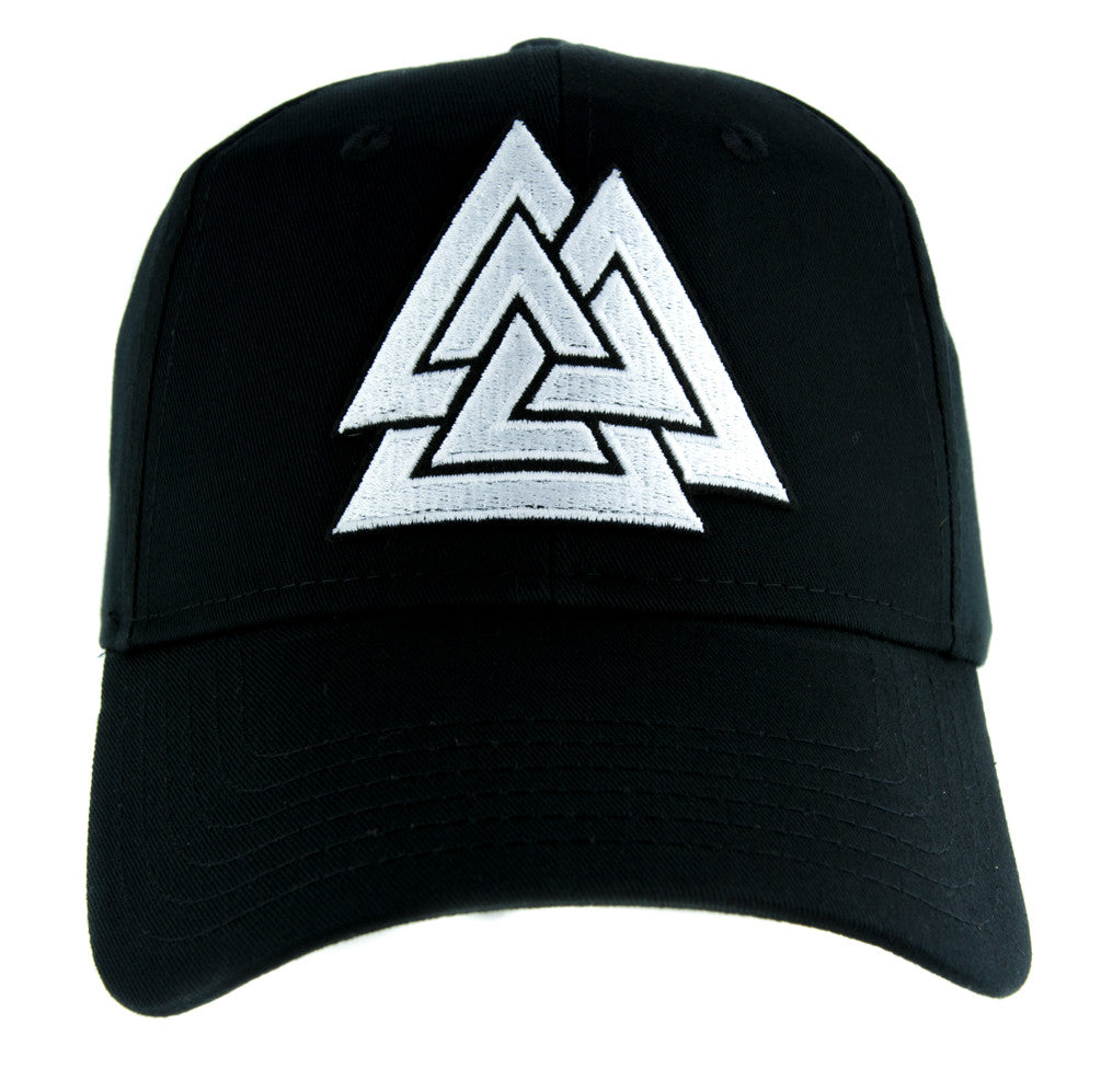 Triangles Valknut Odin Viking Symbol Hat Baseball Cap Alternative Clot –  YDS Accessories 8769946a770