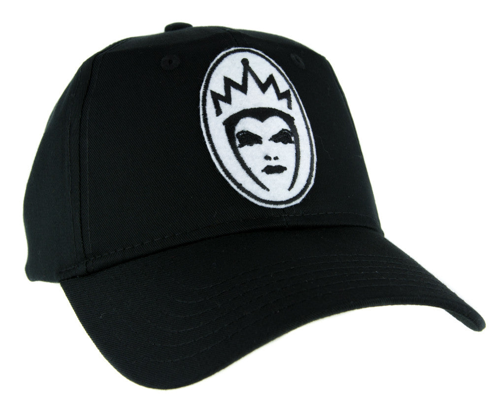 Evil Queen of Snow White Hat Baseball Cap Goth Alternative Clothing Brothers Grimm