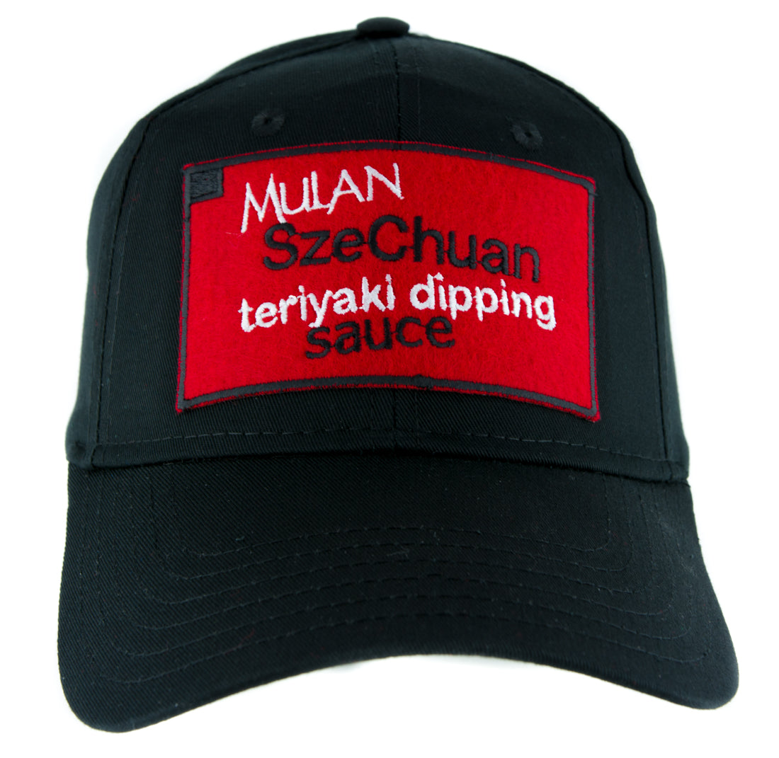 Mulan SzeChuan Teriyaki Dipping Sauce Hat Baseball Cap Rick and Morty