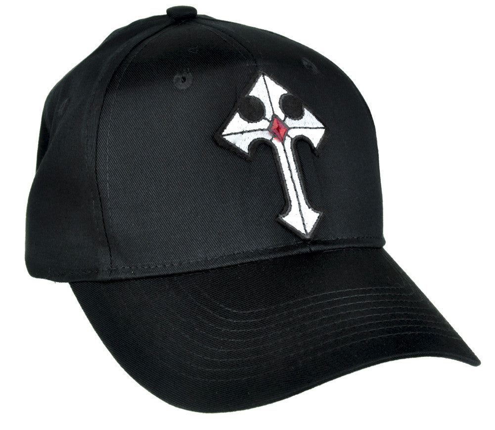 Medieval Holy Cross Hat Baseball Cap Alternative Clothing Faith