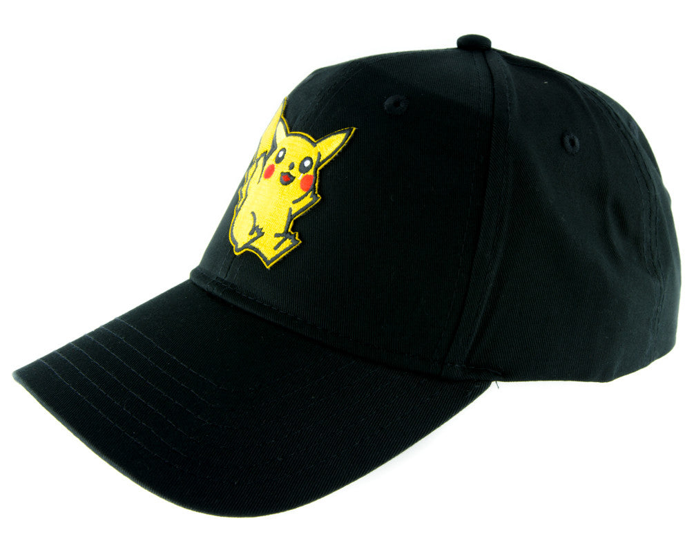 Pikachu Pokemon Go Hat Baseball Cap Alternative Clothing Nintendo Gamer