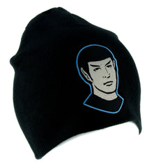 Mr. Spock Son of Sarek Star Trek Beanie Alternative Style Clothing Knit Cap Cosplay
