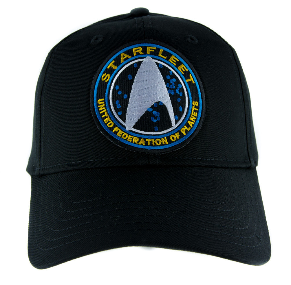 ec615306e0 Starfleet Enterprise Star Trek Hat Baseball Cap Alternative Clothing C –  YDS Accessories