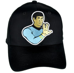 Spok Live Long and Prosper Star Trek Hat Baseball Cap Alternative Clothing