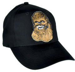 Chewbacca Wookie Star Wars Hat Baseball Cap Alternative Clothing