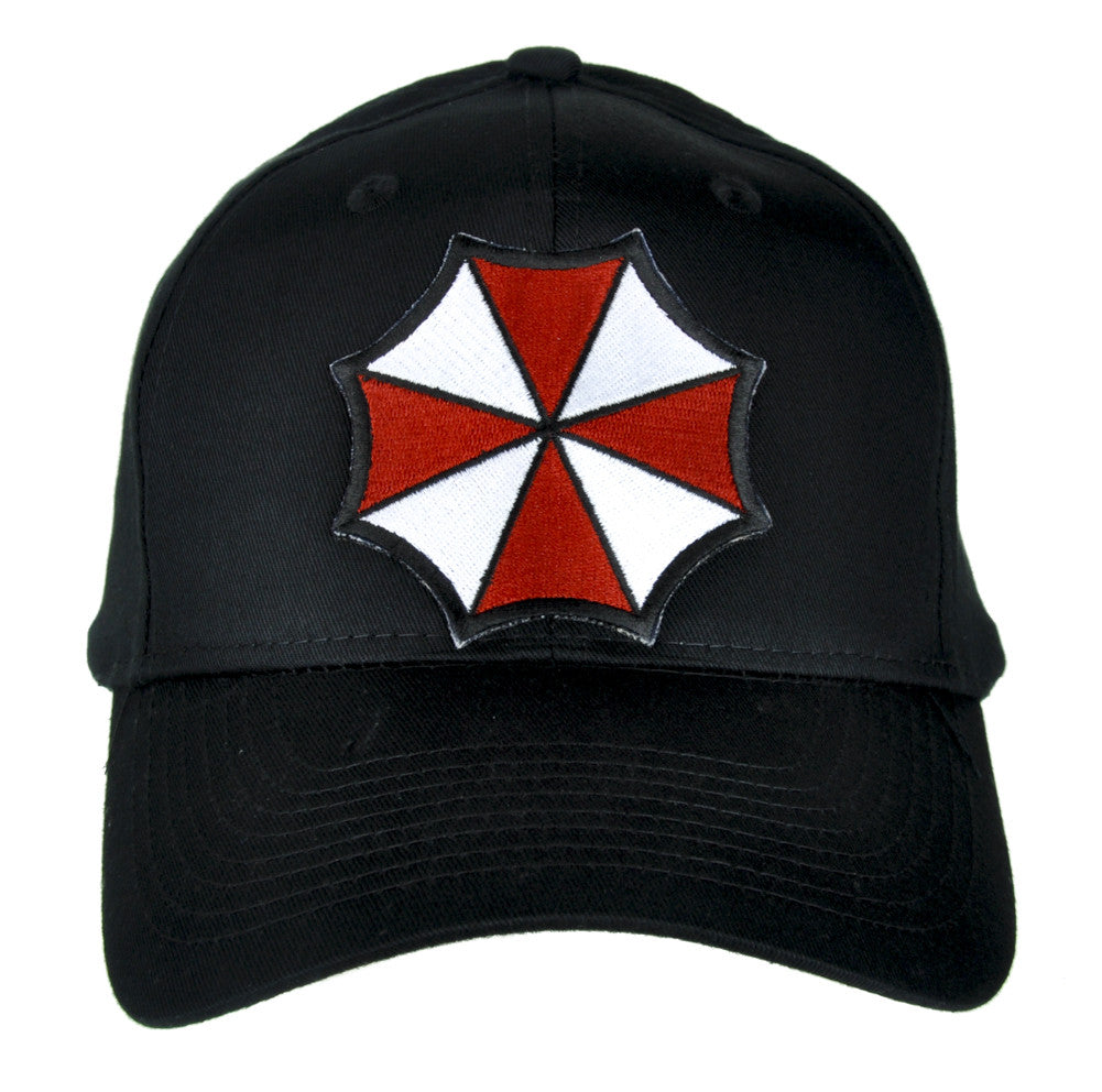 Resident Evil Umbrella Corporation Hat Baseball Cap Alternative Clothing