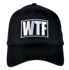 WTF Meme Hat Baseball Cap Alternative Clothing What The F*ck