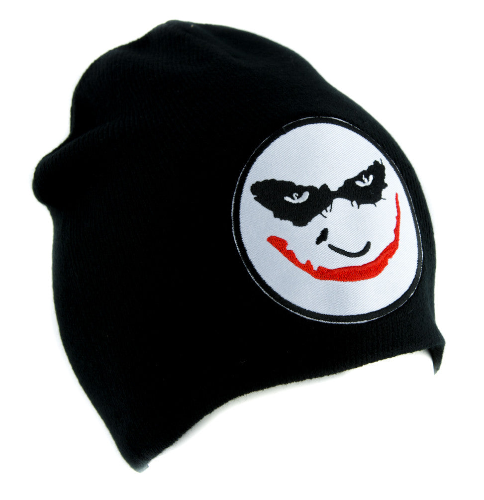The Joker Heath Ledger Beanie Alternative Style Clothing Knit Cap Batman Dark Knight