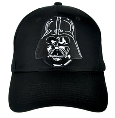 Dark Vader Helmet Hat Baseball Cap SciFi Clothing Dark Side of the Force