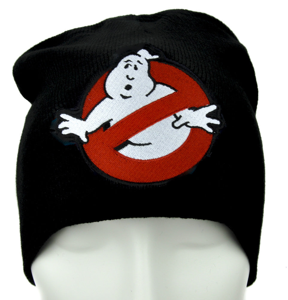 Ghostbusters Beanie Who You Gonna Call Alternative Clothing Knit Cap