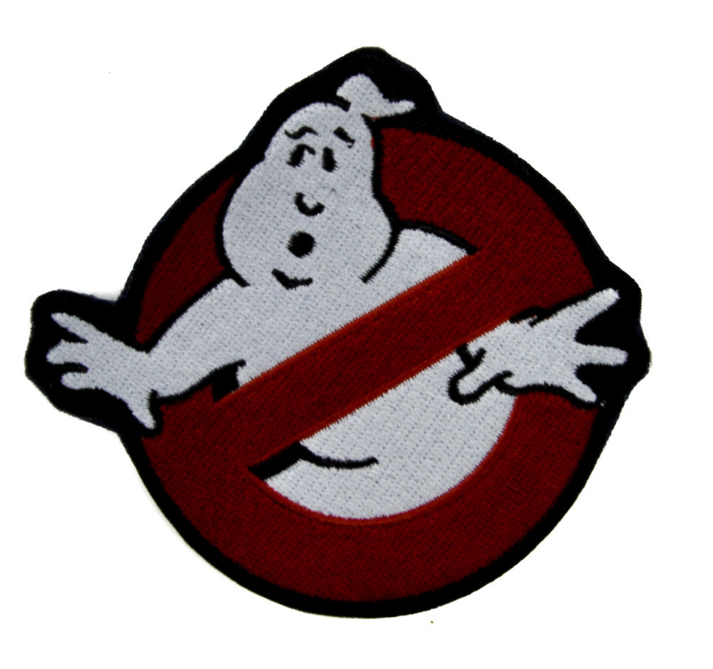Ghostbuster Patch Iron on Applique Alternative Clothing