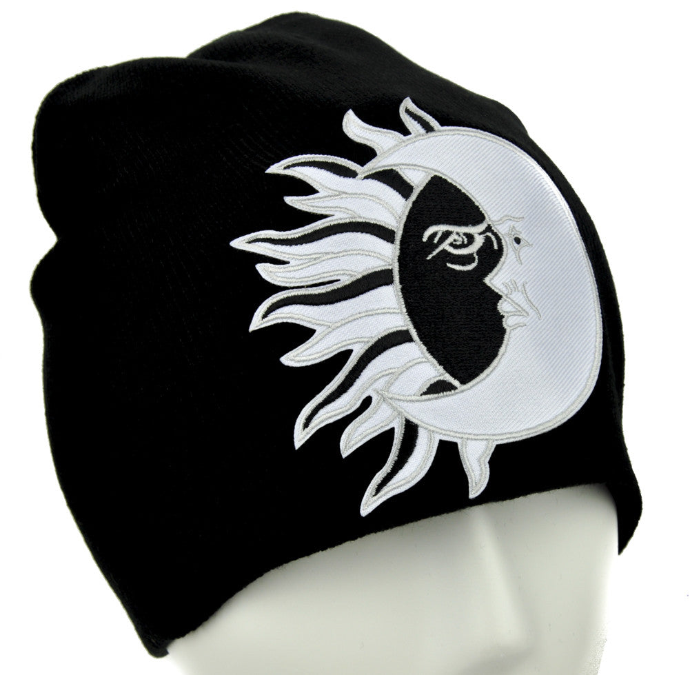 Sun & Moon Bright Mind Beanie Alternative Clothing Knit Cap