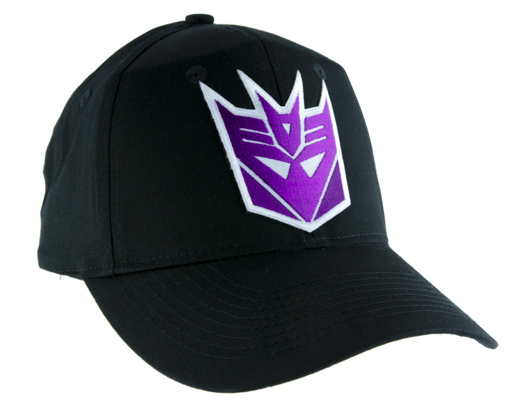 Decepticons Transformers Hat Baseball Cap Alternative Clothing Megatron