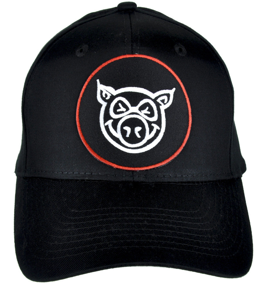 Angry Pig Hat Baseball Cap Alternative Clothing