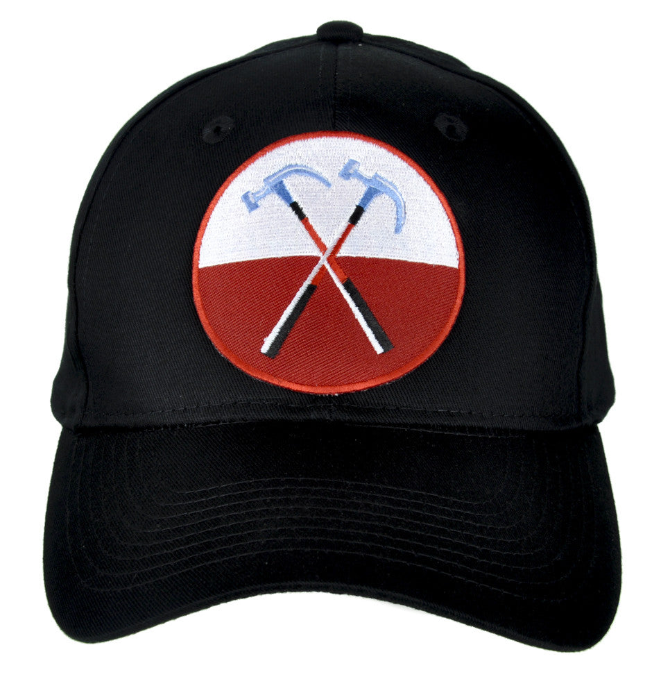Pink Floyd The Wall Hammers Hat Baseball Cap Alternative Clothing Prog Rock