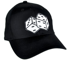 Roll the Lucky Dice Hat Baseball Cap Alternative Clothing