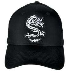Martial Arts Chinese Dragon Hat Baseball Cap Alternative Clothing Into the Badlands