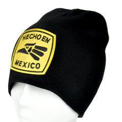 Made in Mexico Beanie Alternative Clothing Knit Cap Hecho En