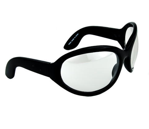 Clear Lens Oversized Sunglasses Sexy DJ Rave Fashion Glasses