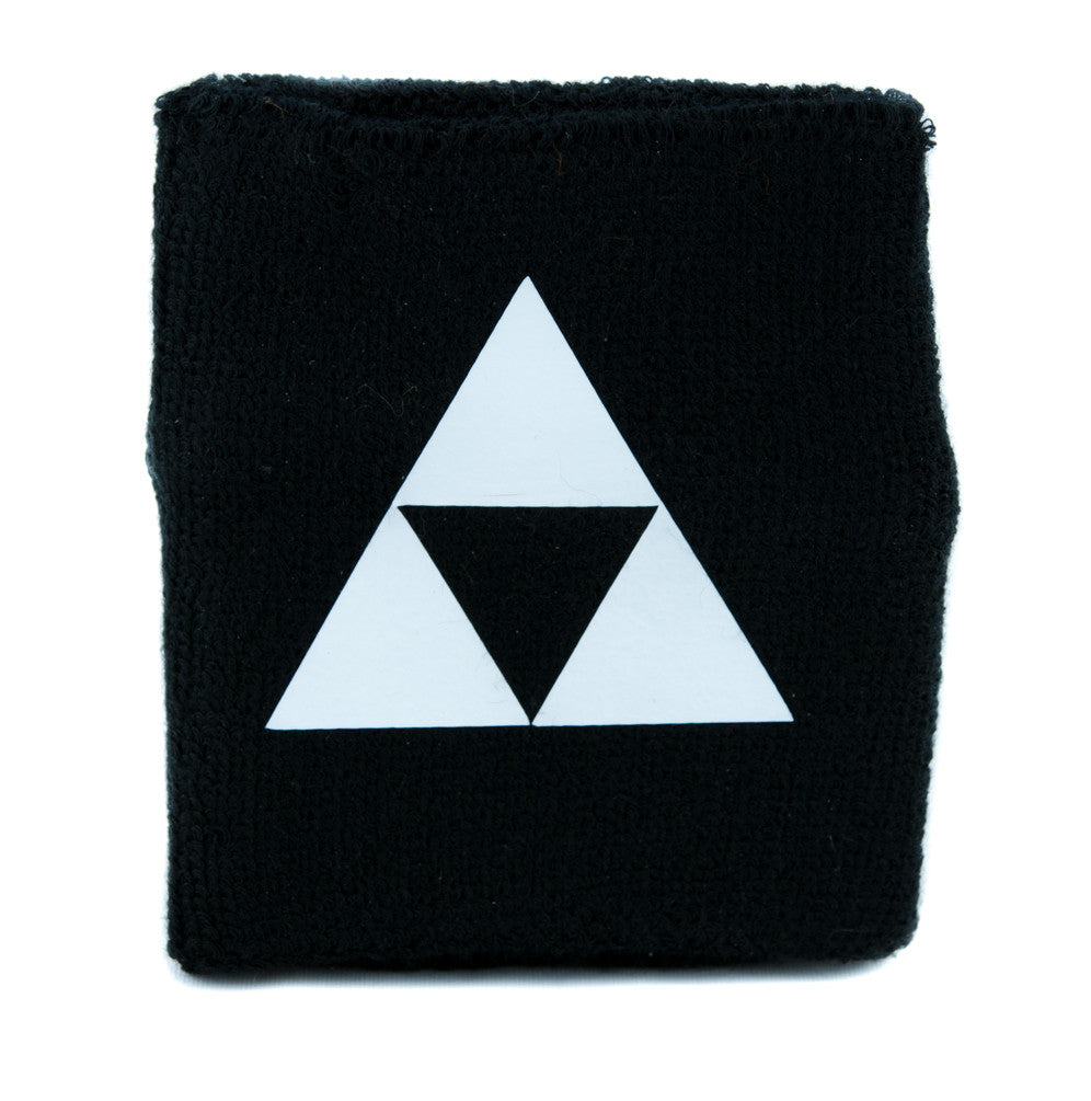 Legend Of Zelda Triforce Symbol Wristband Sweatband Alternative