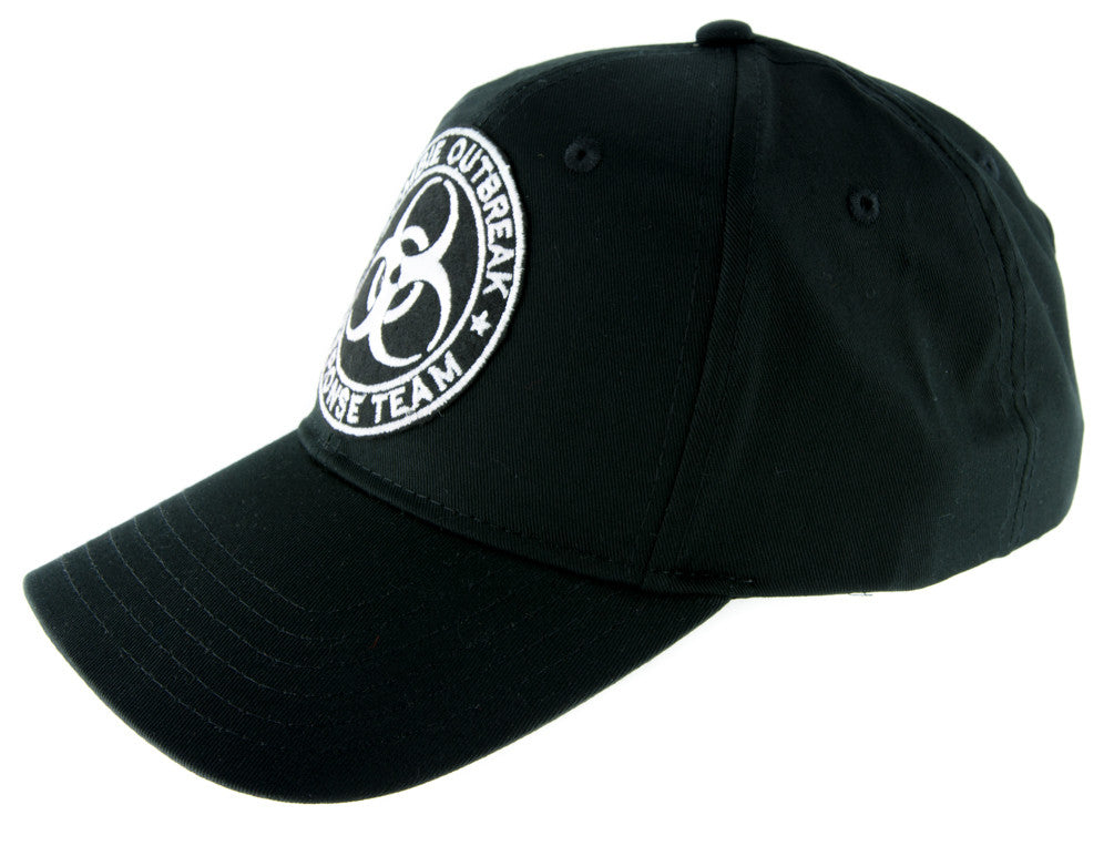 Zombie Outbreak Response Team Hat Baseball Cap Alternative Clothing The Walking Dead