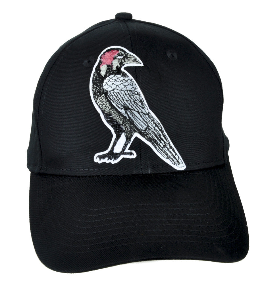 Death Raven Zombie Brains Hat Baseball Cap Alternative Clothing