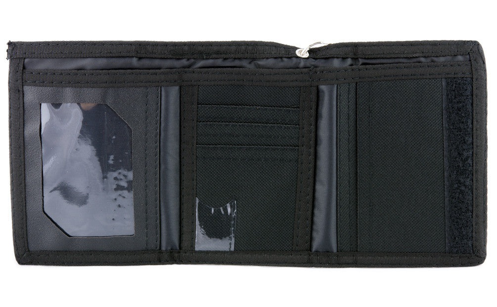 Zombie Outbreak Response Team Tri-fold Wallet with Chain Clothing The Walking Dead