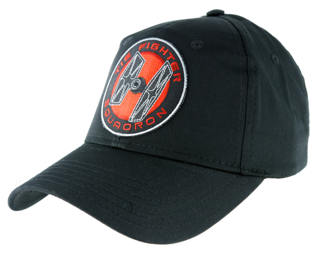 Star Wars Tie Fighter Squadron Hat Baseball Cap Alternative Clothing Scifi