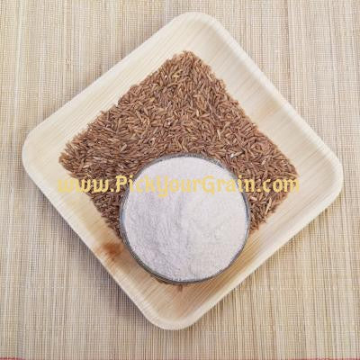 Bamboo Rice Flour Rice- PickYourGrain