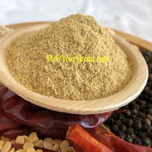 Flax Idly Chutney Powder Ready Mix- PickYourGrain