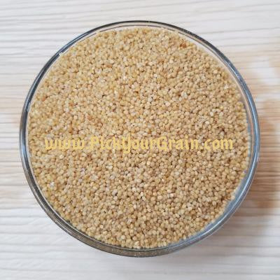Foxtail Millet Whole Grain Millet- PickYourGrain