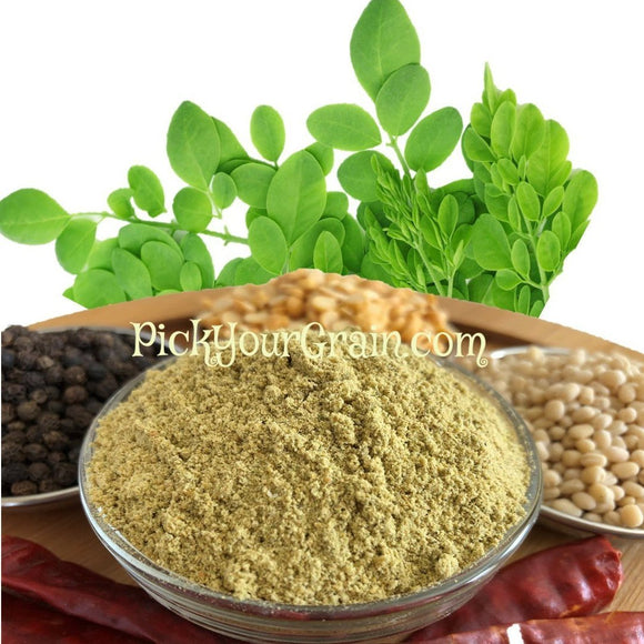 Moringa (Drumstick) Leaves Rice Mix Ready Mix- PickYourGrain