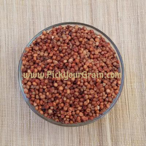 Sorghum-Red Millet- PickYourGrain