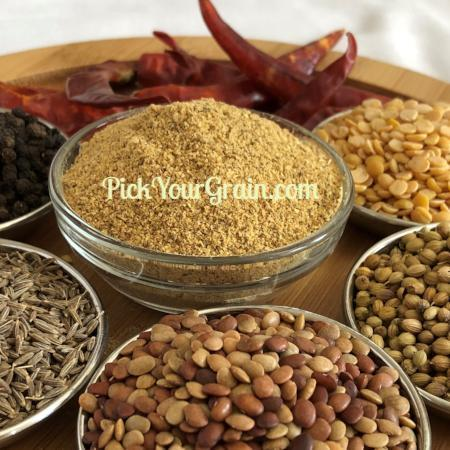 Horse-gram Rasam Powder Ready Mix- PickYourGrain