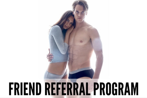 TANI Luxury Underwear Friend Referral Program