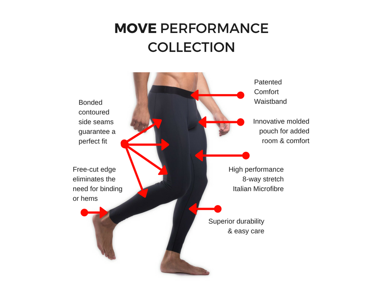 Tani Move Legging Features