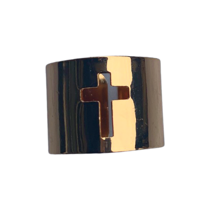 Cross me Ring
