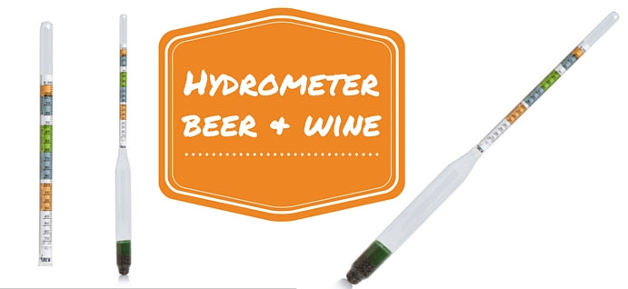 Triple Scale Hydrometer