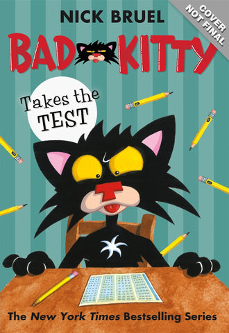 Bad Kitty Takes a Test