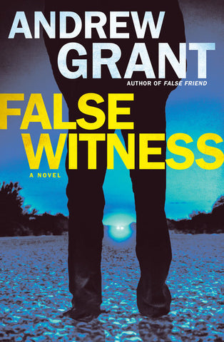 False Witness   ( Detective Cooper Devereaux #3 )