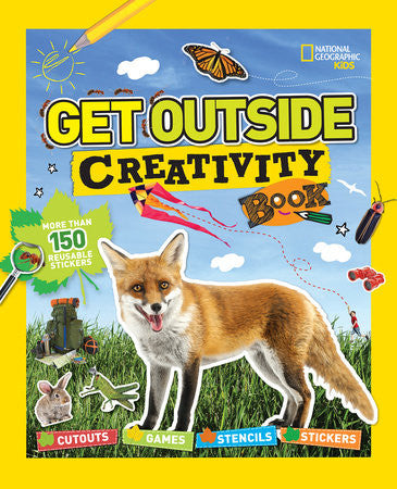 Get Outside Creativity Book (National Geographic
