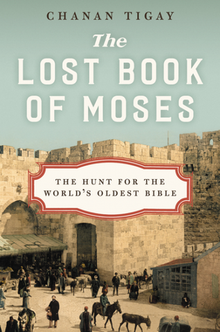 The Last Book of Moses