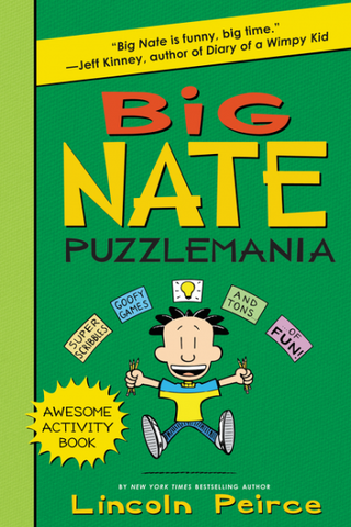 Big Nate Puzzlemania