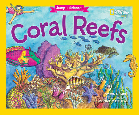 Jump into Coral Reefs