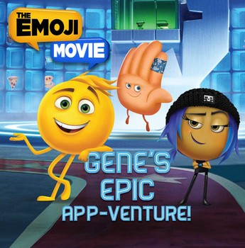 Gene's Epic App-Venture! [With Sheet of Stickers]