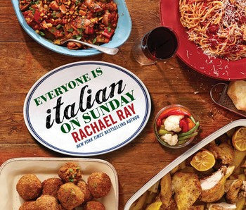 Everyone is Italian on Sunday Rachel Ray