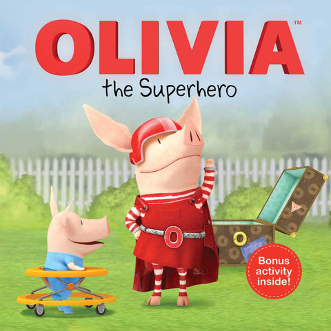 Olivia the Superhero