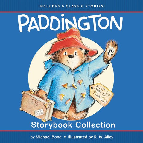 Paddington Story Book Collection